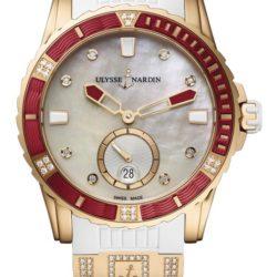Ремонт часов Ulysse Nardin 3202-190-3C/10.16 Lady Diver 40 mm в мастерской на Неглинной