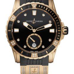 Ремонт часов Ulysse Nardin 3202-190-3C/12.12 Lady Diver 40 mm в мастерской на Неглинной