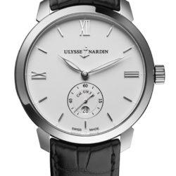 Ремонт часов Ulysse Nardin 3203-136-2/30 Classico Classico Manufacture в мастерской на Неглинной