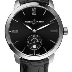 Ремонт часов Ulysse Nardin 3203-136-2/32 Classico Manufacture в мастерской на Неглинной