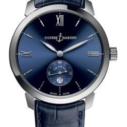 Ремонт часов Ulysse Nardin 3203-136-2/33 Classico Manufacture в мастерской на Неглинной