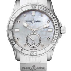 Ремонт часов Ulysse Nardin 3203-190-3/10 Lady Diver 40 mm в мастерской на Неглинной