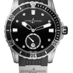 Ремонт часов Ulysse Nardin 3203-190-3/12 Lady Diver 40 mm в мастерской на Неглинной