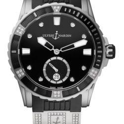 Ремонт часов Ulysse Nardin 3203-190-3C/12.12 Lady Diver 40 mm в мастерской на Неглинной
