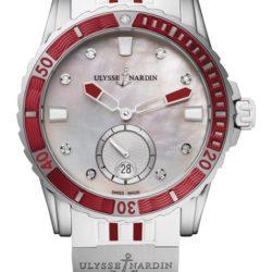 Ремонт часов Ulysse Nardin 3203-190-3R/10.16 Lady Diver 40 mm в мастерской на Неглинной