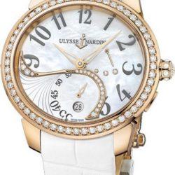 Ремонт часов Ulysse Nardin 33106-125B/591 Jade UN-310 в мастерской на Неглинной