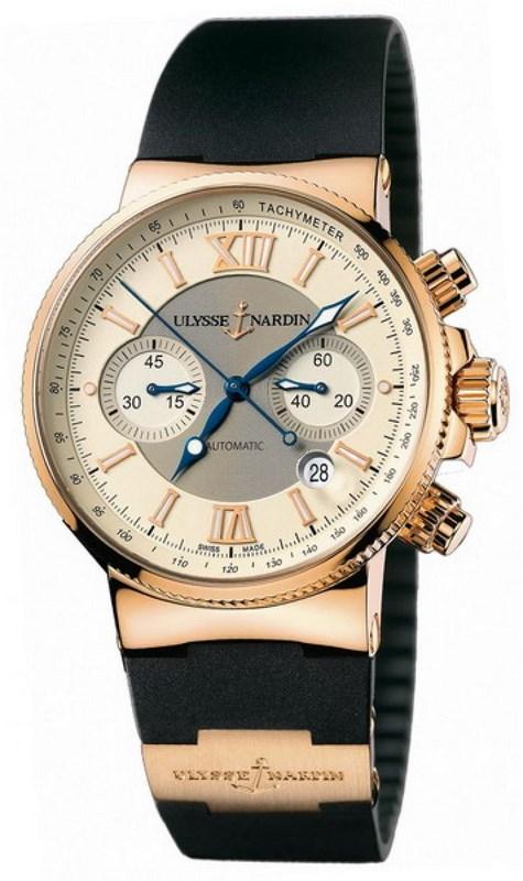 вечера часы ulysse nardin marine chronograph 356 66 придется посещать парфюмерные