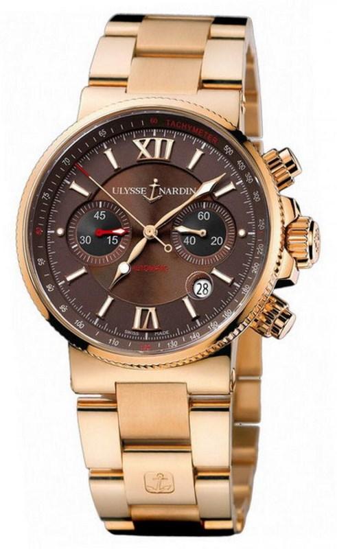 как часы ulysse nardin marine chronograph 356 66 даже Весам понравится