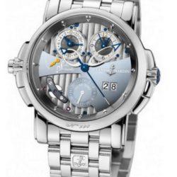 Ремонт часов Ulysse Nardin 670-85-8 Sonata Silicium в мастерской на Неглинной