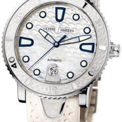 Ремонт часов Ulysse Nardin 8103-101-3/00 Lady Diver Marine в мастерской на Неглинной