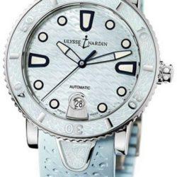 Ремонт часов Ulysse Nardin 8103-101-3/03 Lady Diver Marine в мастерской на Неглинной