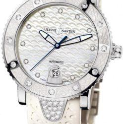 Ремонт часов Ulysse Nardin 8103-101E-3C/10 Lady Diver Steel Diamonds в мастерской на Неглинной