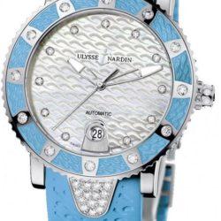 Ремонт часов Ulysse Nardin 8103-101E-3C/10.13 Lady Diver Marine в мастерской на Неглинной