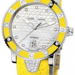 Ремонт часов Ulysse Nardin 8103-101E-3C/10.14 Lady Diver Marine в мастерской на Неглинной