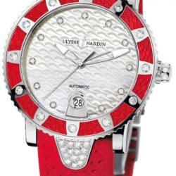 Ремонт часов Ulysse Nardin 8103-101E-3C/10.16 Lady Diver Marine в мастерской на Неглинной