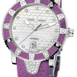 Ремонт часов Ulysse Nardin 8103-101E-3C/10.17 Lady Diver Marine в мастерской на Неглинной