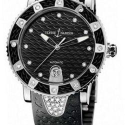 Ремонт часов Ulysse Nardin 8103-101E-3C/12 Lady Diver Lady Diver в мастерской на Неглинной