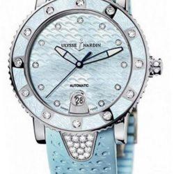Ремонт часов Ulysse Nardin 8103-101E-3C/13 Lady Diver Marine в мастерской на Неглинной