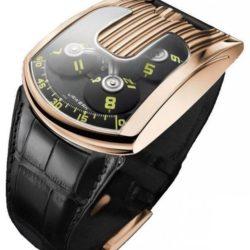Ремонт часов Urwerk 103.09 RG UR-103 Red Gold в мастерской на Неглинной