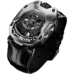 Ремонт часов Urwerk Iron Knight UR-105 Steel Titanium в мастерской на Неглинной