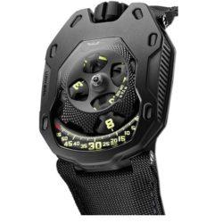 Ремонт часов Urwerk UR-105TA Black UR-105 Knight в мастерской на Неглинной