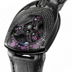 Ремонт часов Urwerk UR-106 Black Pink UR-105 Stainless Steel в мастерской на Неглинной