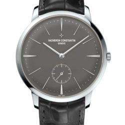 Ремонт часов Vacheron Constantin 1110U/000P-B087 Patrimony Small Second в мастерской на Неглинной