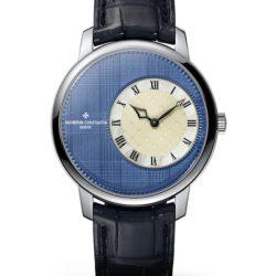 Ремонт часов Vacheron Constantin 1400U/000G-B218 Metiers D'Art Elegance Sartoriale в мастерской на Неглинной