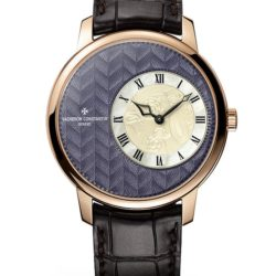 Ремонт часов Vacheron Constantin 1400U/000R-B159 Metiers D'Art Elegance Sartoriale в мастерской на Неглинной
