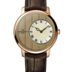 Ремонт часов Vacheron Constantin 1400U/000R-B217 Metiers D'Art Elegance Sartoriale в мастерской на Неглинной