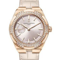 Ремонт часов Vacheron Constantin 2305V/000R-B077 Overseas Small Second в мастерской на Неглинной