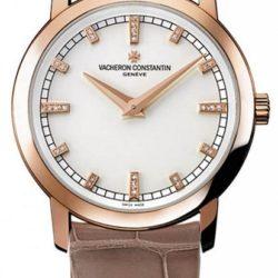 Ремонт часов Vacheron Constantin 25155/000R-9585 Traditionnelle Lady Traditionnelle Small Model в мастерской на Неглинной