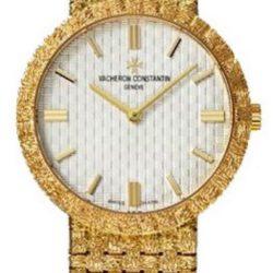Ремонт часов Vacheron Constantin 25162/206J-9177 Patrimony Lady Classique Gold Bracelet Small Model в мастерской на Неглинной