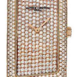 Ремонт часов Vacheron Constantin 25510/000R-9184 1972 Gran Curved Model Paved в мастерской на Неглинной