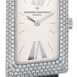 Ремонт часов Vacheron Constantin 25515/000G-9233 1972 Cambree Small Model Paved в мастерской на Неглинной