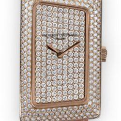 Ремонт часов Vacheron Constantin 25515/000R-9235 1972 Cambree Small Model Paved в мастерской на Неглинной