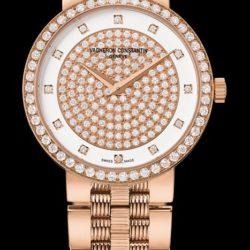 Ремонт часов Vacheron Constantin 25553/Q01R-9696 Traditionnelle Lady Traditionnelle 30 mm в мастерской на Неглинной