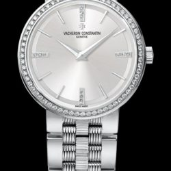 Ремонт часов Vacheron Constantin 25557/Q01G-9276 Traditionnelle Lady Traditionnelle Gold Bracelet Small Model Diamond Set в мастерской на Неглинной
