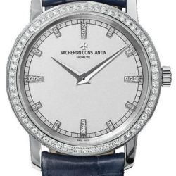 Ремонт часов Vacheron Constantin 25558/000G-9405 Traditionnelle Lady Traditionnelle Small Model Diamond Set в мастерской на Неглинной