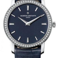 Ремонт часов Vacheron Constantin 25558/000G-9758 Traditionnelle Lady Traditionnelle Small Model Diamond Set в мастерской на Неглинной