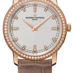 Ремонт часов Vacheron Constantin 25558/000R-9406 Traditionnelle Lady Traditionnelle Small Model Diamond Set в мастерской на Неглинной