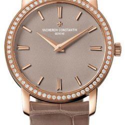 Ремонт часов Vacheron Constantin 25558/000R-9759 Traditionnelle Lady Traditionnelle в мастерской на Неглинной