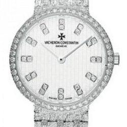 Ремонт часов Vacheron Constantin 25562/206G-9178 Patrimony Lady Classique Gold Bracelet Small Model Diamond Set в мастерской на Неглинной