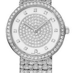 Ремонт часов Vacheron Constantin 25562/206G-9180 Patrimony Lady Classique Gold Bracelet Small Model Diamond Set в мастерской на Неглинной