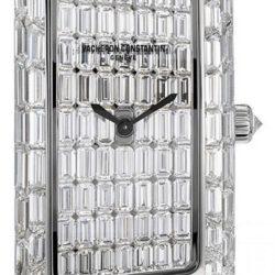 Ремонт часов Vacheron Constantin 25611/000G-9304 1972 Cambree High Jewellery в мастерской на Неглинной