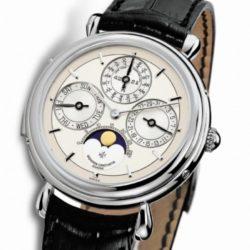 Ремонт часов Vacheron Constantin 30020/000P-7596 Patrimony Cabinotiers Minute Repeater Perpetual Calendar в мастерской на Неглинной