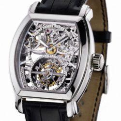 Ремонт часов Vacheron Constantin 30067/000P-8953 Malte Tonneau Skeleton Tourbillon в мастерской на Неглинной
