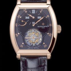 Ремонт часов Vacheron Constantin 30080/000R-9358 Malte Tonneau Regulator Tourbillon в мастерской на Неглинной