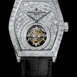 Ремонт часов Vacheron Constantin 30630/000G-9899 Malte Tourbillon High Jewelry в мастерской на Неглинной