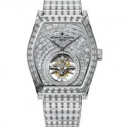 Ремонт часов Vacheron Constantin 30630/S22G-9899 Malte Tourbillon High Jewellery в мастерской на Неглинной
